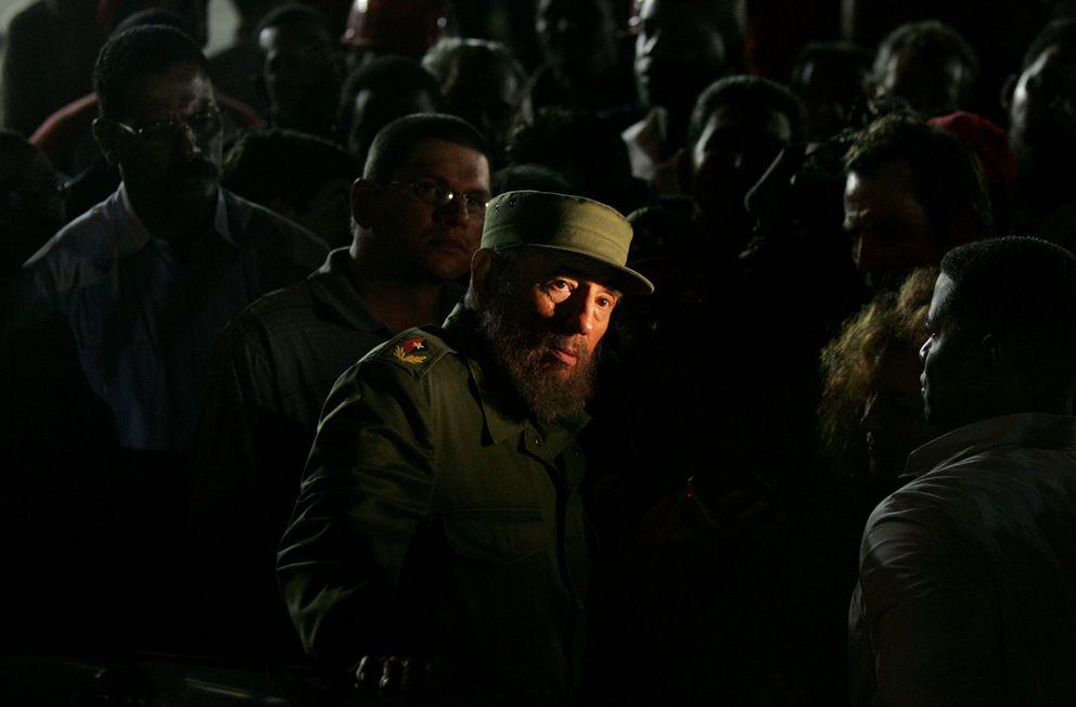 Foto: El exmandatario cubano Fidel Castro en una imagen de archivo de enero de 2006
