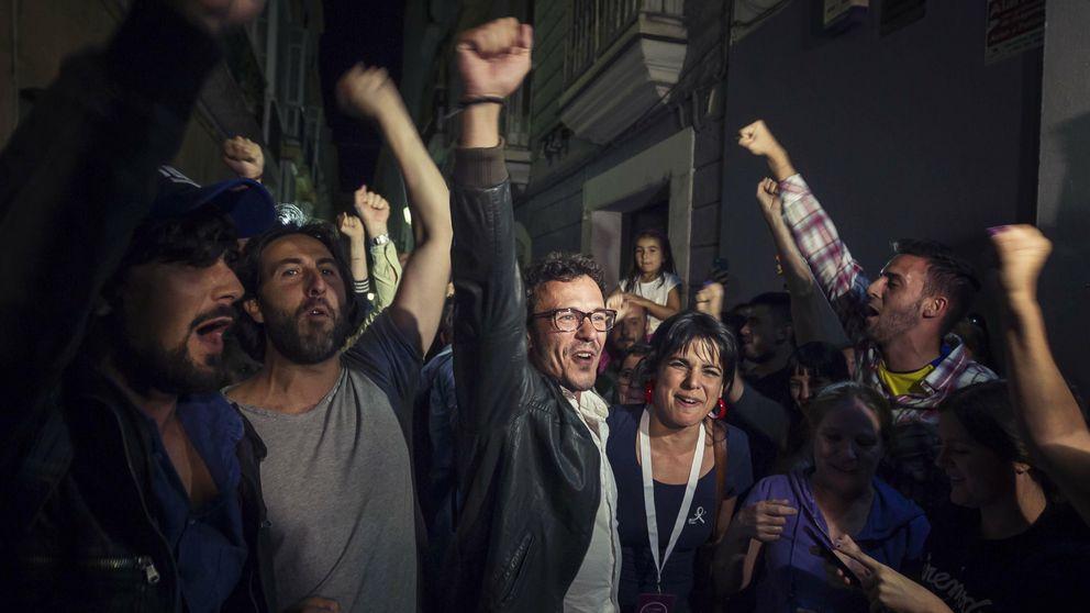 Teresa Rodríguez y Kichi, la última llama que resiste en Podemos