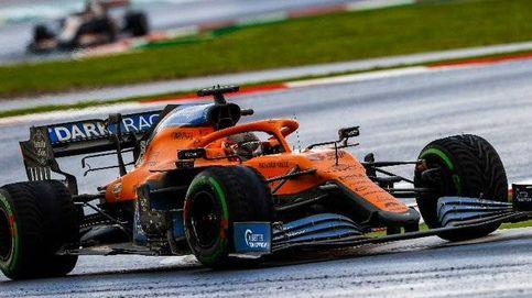 Así remontó Carlos Sainz en Turquía: Hay una razón por la que Ferrari ha ido a por él