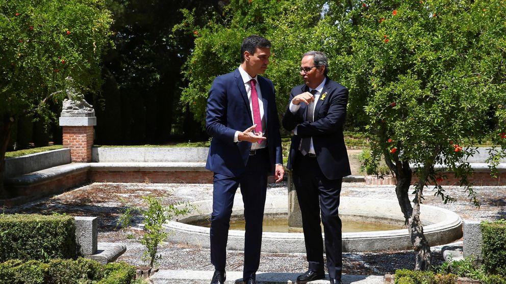 Pedro Sánchez y Quim Torra se reunirán en otoño en la Generalitat