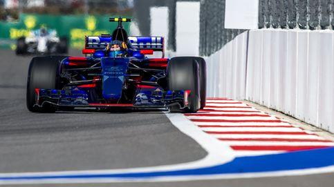 La montaña rusa de Sainz: fuera de Q3, sancionado, pero optimista como nunca