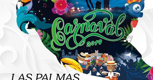 Calendario Carnaval 2020 Las Palmas.Carnaval De Las Palmas De Gran Canaria 2019 Programa Completo