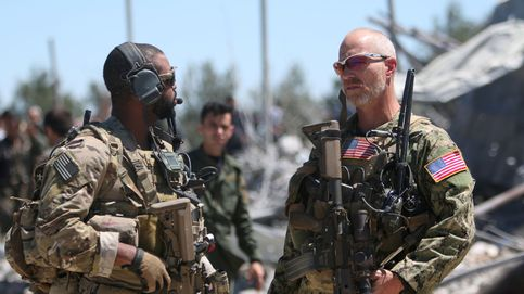 Así operan las fuerzas de Estados Unidos en Siria