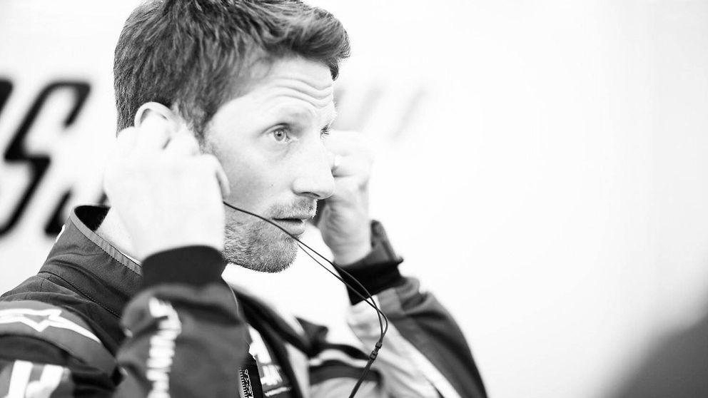 El bofetón de la Fórmula 1 al arrodillado Grosjean en su peor momento