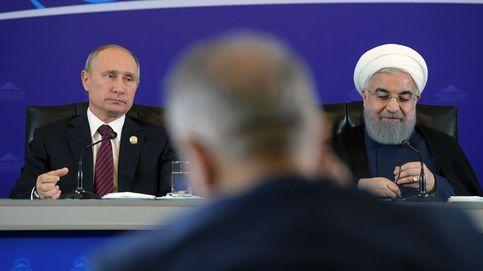 Putin defiende en Irán el acuerdo nuclear de las amenazas de EEUU