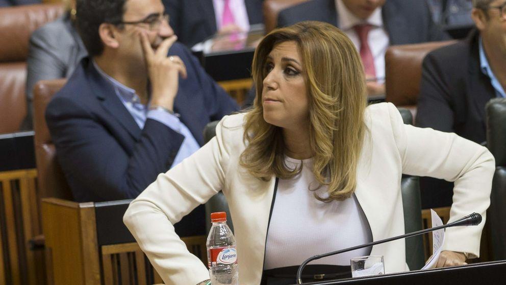 Susana Díaz se da una semana y apunta a Rajoy para pedir un acuerdo