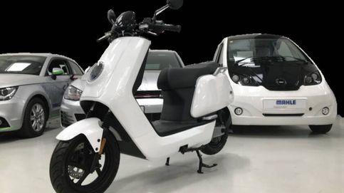 La batería que carga motos eléctricas en 90 segundos