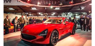 Post de TVR Griffith: el 'old school' del motor