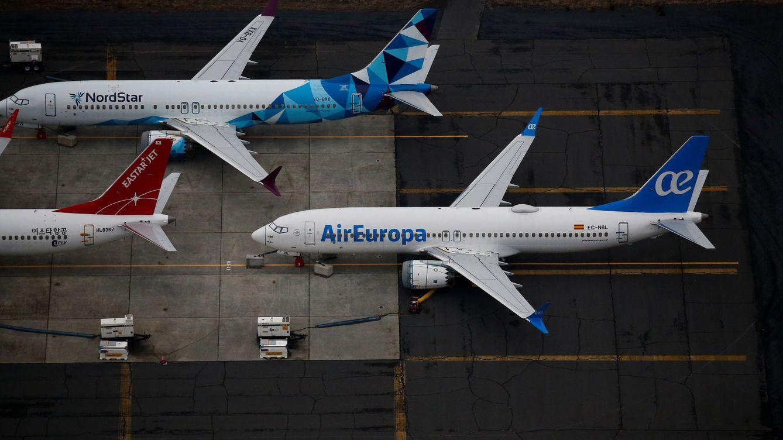 El CEO de Air Europa promete a la plantilla no bajar el sueldo dentro del plan de ajuste