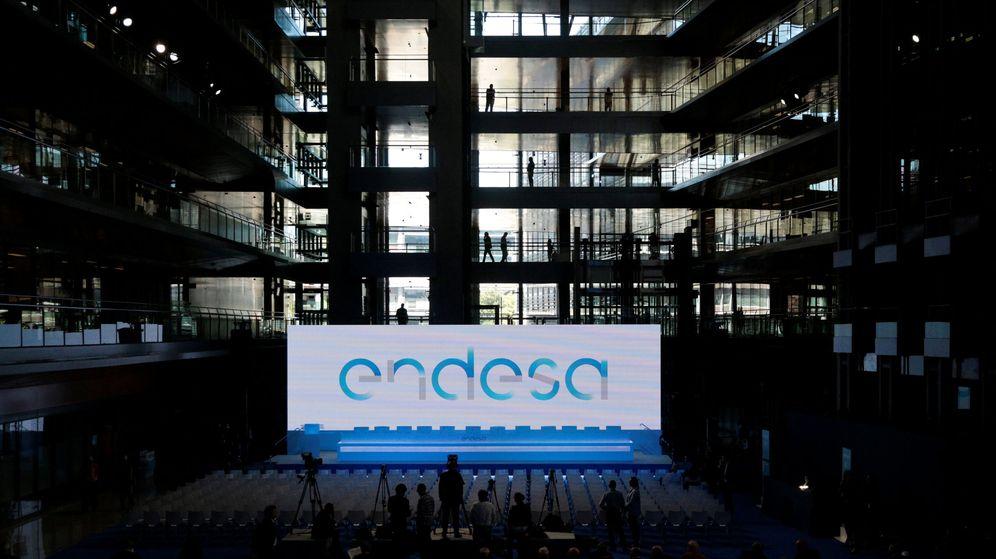 Foto: Logotipo de Endesa. (Reuters)