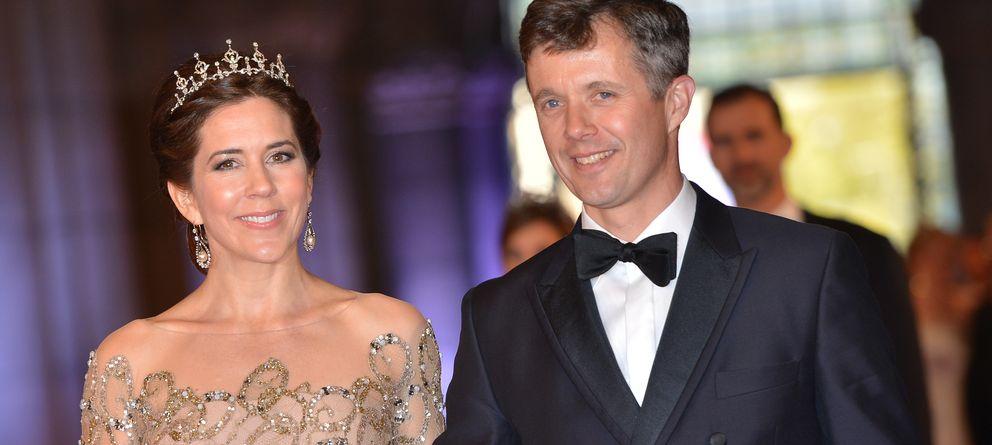 Foto: Los príncipes Federico y Mary de Dinamarca en una imagen de archivo. (Gtres)