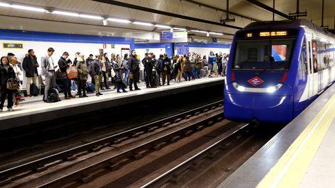 Detenido un hombre por matar a otro tras arrojarle a las vías del Metro