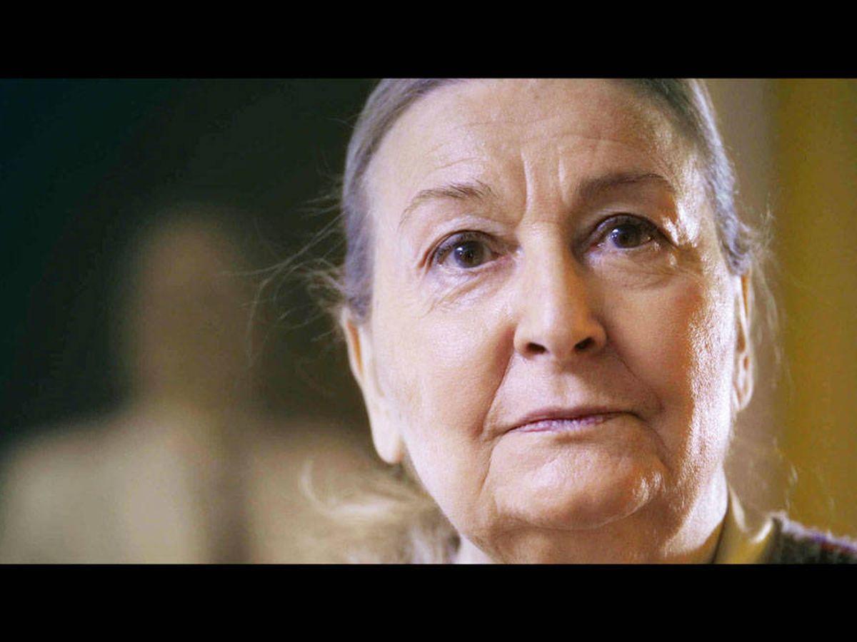 Foto: María España, en un fotograma del documental 'Anatomía de un dandy'. (Cortesía de Anatomiadeundandy.com)