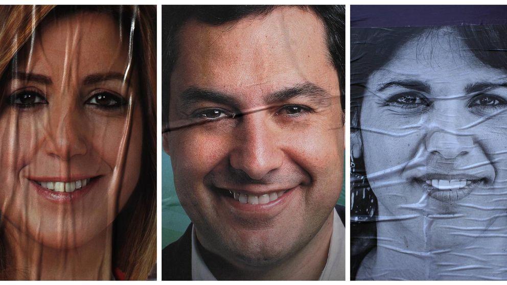 Susana Díaz ganó menos que los líderes del PP y Podemos en Andalucía