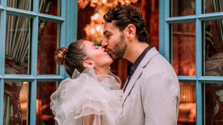 La influencer Alexandra Pereira (Lovely Pepa) protagoniza una boda de ensueño