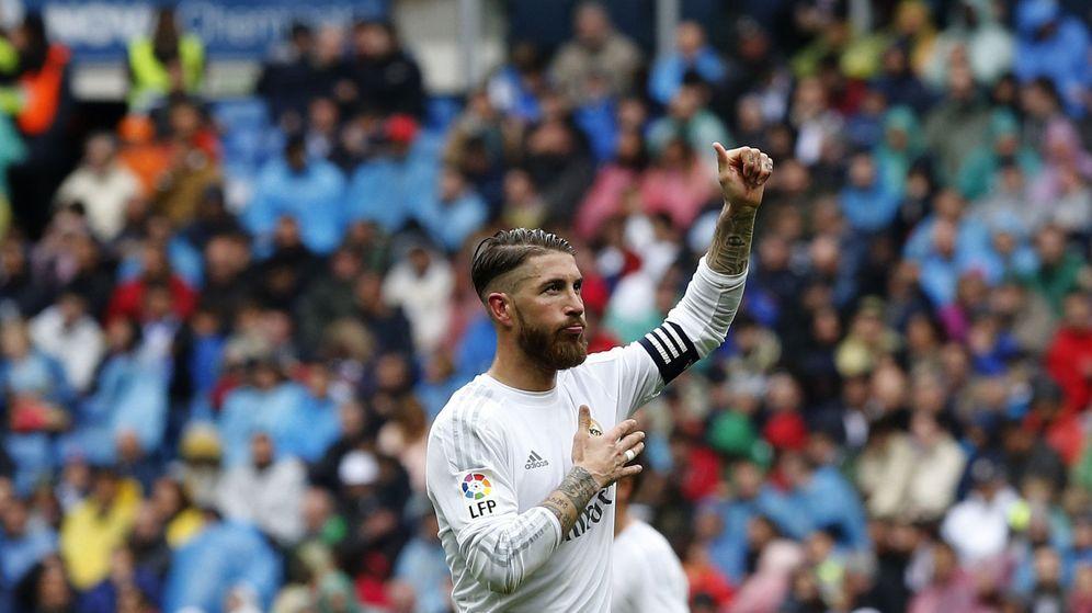 Foto: El Madrid se situó segundo ante el Valencia (EFE/Ballesteros).