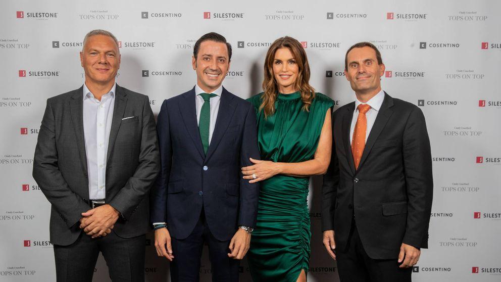 Cindy Crawford, reina de las supermodelos y embajadora de 'marca España' en Londres