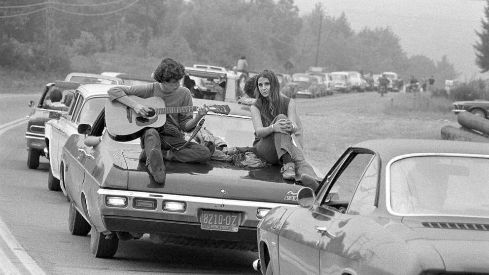 Vacas, jipis y tripis. Woodstock, la madre de todos los festivales