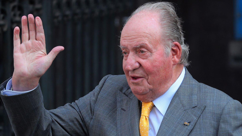 El rey Juan Carlos en una imagen de archivo. (EFE)