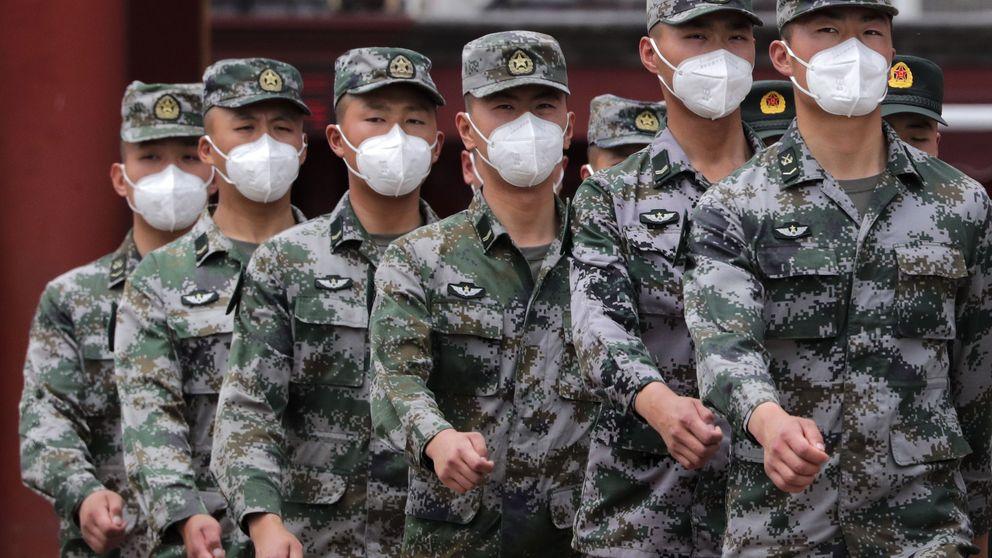 El Ejército chino advierte: 10.000 soldados están listos para proteger Hong Kong