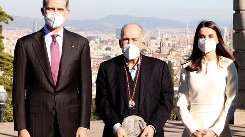 El Palacete Albéniz, el 'refugio' de don Felipe y doña Letizia en Barcelona