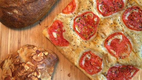 En qué se diferencia la coca catalana de la pizza y la focaccia