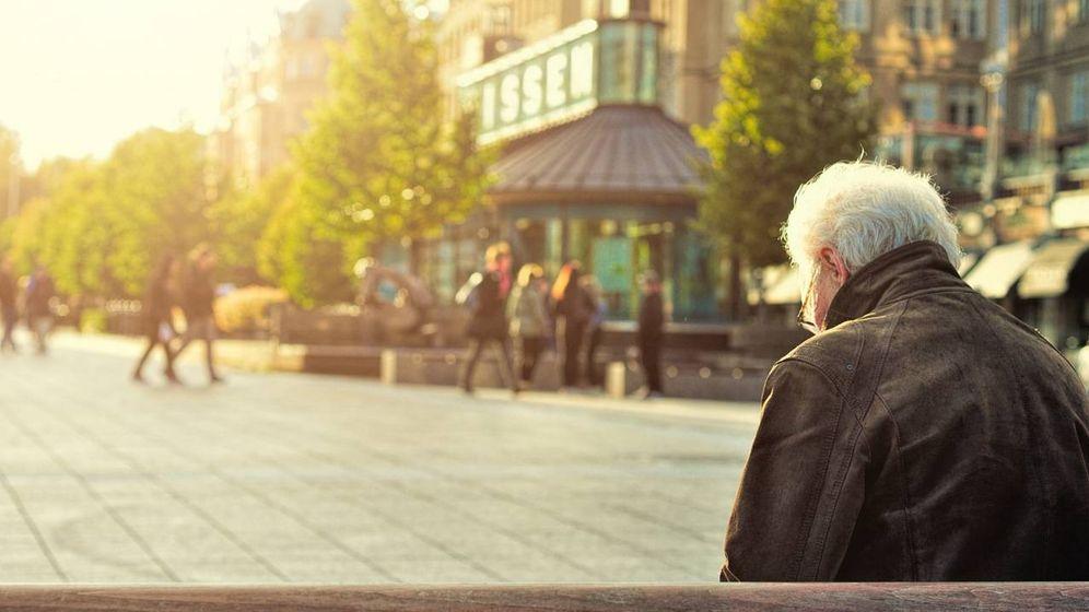 La pensión media de jubilación alcanza los 1.047,98 euros mensuales en octubre
