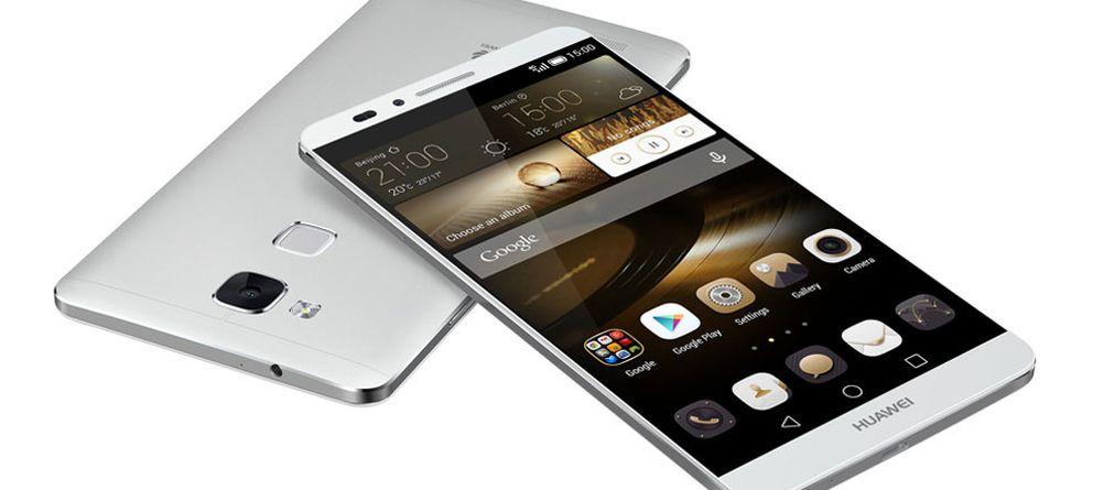 Huawei actualiza el 'gran teléfono chino' con una batería de 4.100 mAh