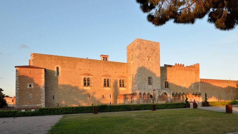 El palacio de los Reyes de Mallorca. (Foto: Turismo de Perpiñán/© Bertrand Pichène)