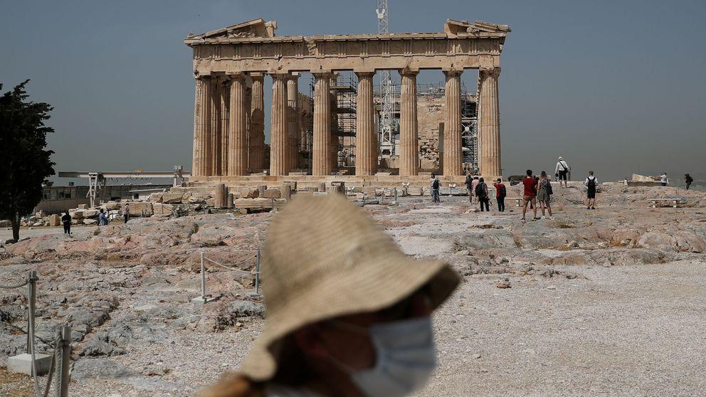 España se queda sin vacaciones en Grecia (por ahora): la frontera seguirá cerrada