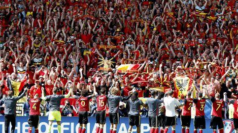 Bélgica salva su primer gran 'match ball' y acalla la tormenta de críticas