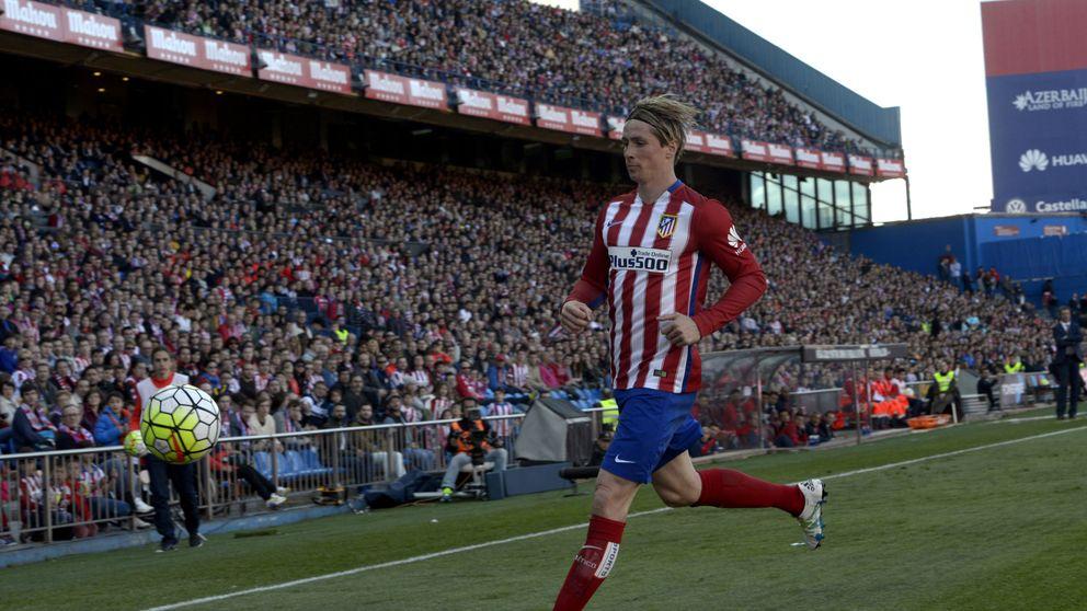 Torres vivirá por fin en el Calderón uno de esos días que buscaba cuando se fue