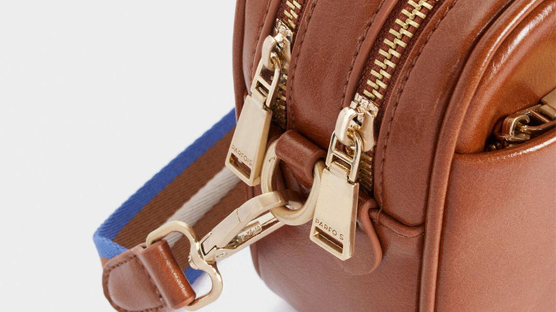 Elegancia y tendencia se dan la mano en este bolso de Parfois por menos de 30 euros