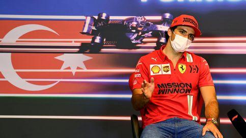 Carlos Sainz y Ferrari, de atacar en Mónaco a emboscarse con el 'catenaccio' de Bakú
