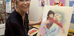 Post de Fallece la dibujante Purita Campos, autora barcelonesa de 'Esther y su mundo'