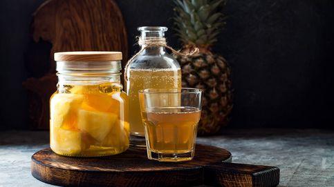 Cuatro bebidas probióticas caseras para mejorar las defensas
