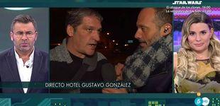Post de María Lapiedra tras el 'Deluxe': sin marido y con Gustavo huyendo en directo