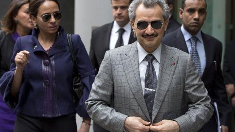 El príncipe saudí Alwaleed bin Talal dona toda su fortuna a obras de caridad