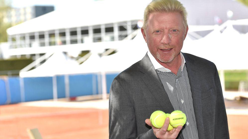 Foto: Boris Becker, en una foto reciente en Múnich. (Getty)