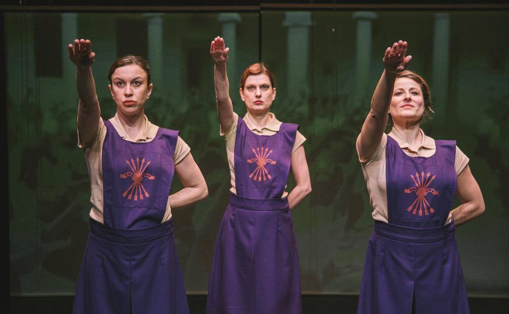 Foto: El Teatro del Barrio estrena 'La sección'