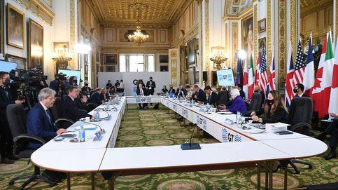 España, Alemania, Francia e Italia apoyan un impuesto mínimo de sociedades