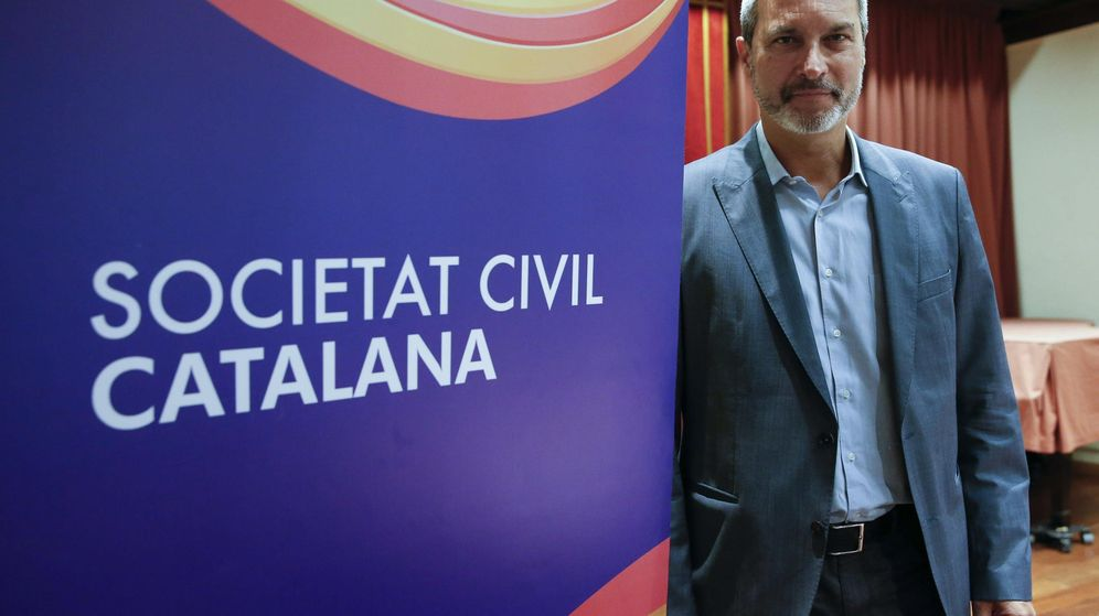 Foto: El expresidente de Societat Civil Catalana Josep Ramon Bosch. (EFE)