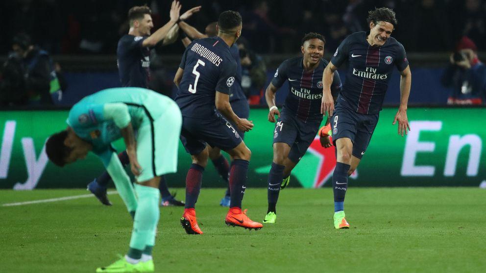 Barcelona-PSG: no solo la historia está contra la remontada azulgrana
