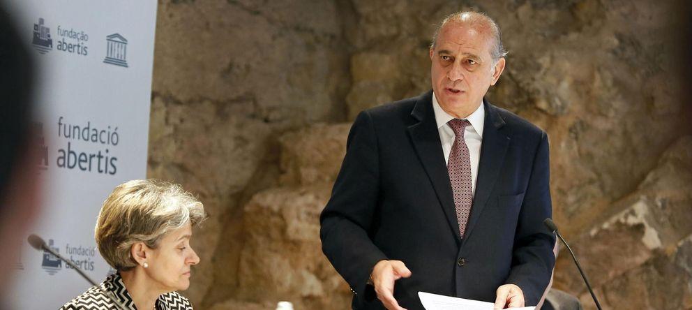 Foto: El ministro de Interior, Jorge Fernández Díaz. (EFE)