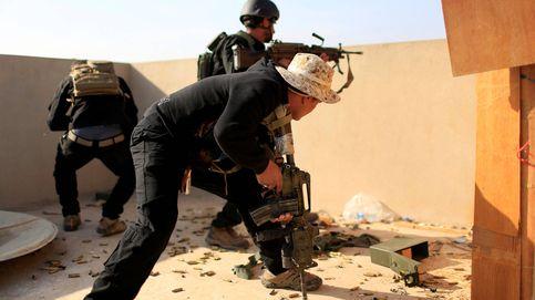 Entramos en Mosul: la peor de todas las batallas para las fuerzas de élite de Irak
