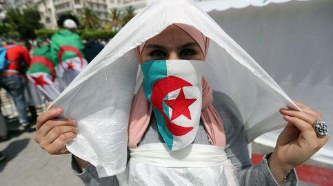 Gran Premio de Azerbaiyán de F1 y dos meses de protestas en Argelia: el día en fotos