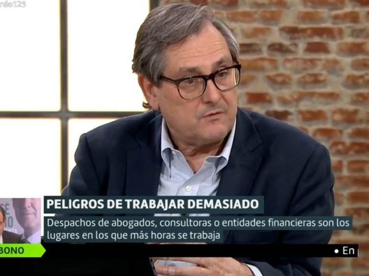 Foto: Francisco Marhuenda, en 'Liarla Pardo. (La Sexta).
