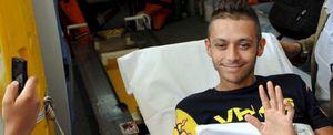 """Valentino Rossi: """"El error fue mío"""""""
