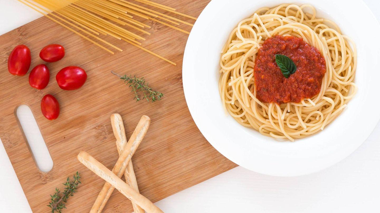 Se puede adelgazar comiendo pasta. (Sara Groblechner para Unsplash)