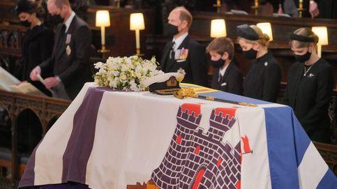 Emoción, simbología y solemnidad: el funeral del duque de Edimburgo, en imágenes